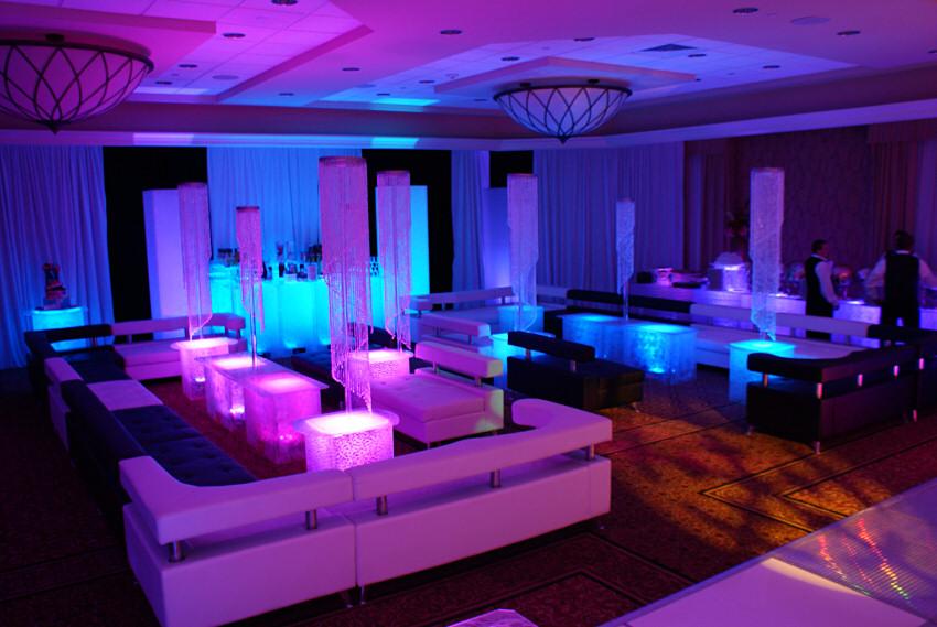 Vip activities vipsweden for Decoration lounge bar nimes