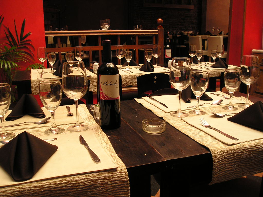 table reservations service sweden